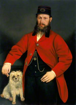 Richard Monty (1842–1931), When a Guard on the Stockton and Darlington Railway