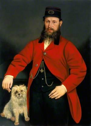 Richard Monty (1842–1931), When a Guard on the Stockton and Darlington Railway