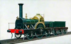 Great Western Railway Firefly Class 2–2–2 Locomotive 'Ixion'