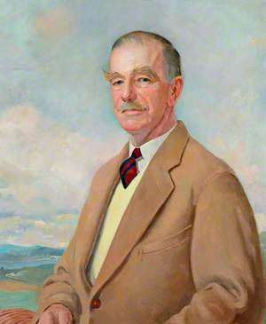 General Sir Brian Robertson, Chairman, British Transport Commission (1953–1961)