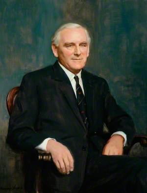 Sir Henry Johnson, Chairman, British Railways Board (1968–1971)