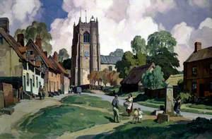Suffolk: Monks Eleigh