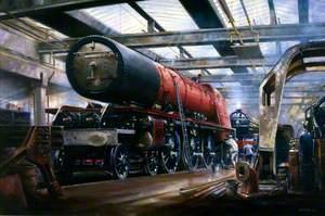 'The Duchess of Hamilton': Steam Power Preserved
