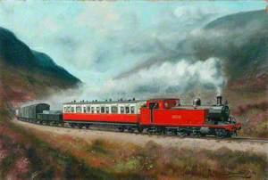 2–6–4T Locomotive 'Alice'