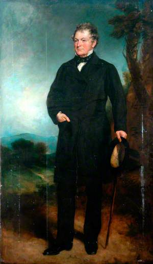 Sir Edmund Beckett (known as Edmund Denison) (1787–1874), 4th Bt, Chairman of the Great Northern Railway