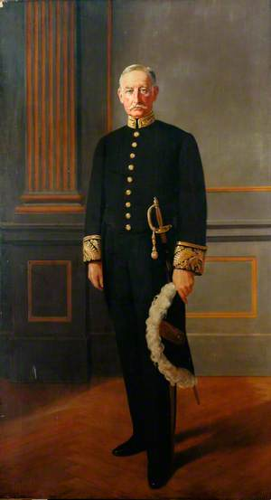 Sir Frederick George Banbury (Lord Banbury), Chairman, Great Northern Railway (1917–1922)
