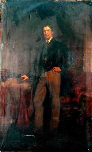 William Philip Price, Chairman, Midland Railway (1870–1873)