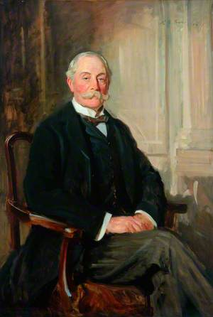 Sir Henry Meysey Mesey-Thompson, Lord Knaresborough, Chairman, North Eastern Railway
