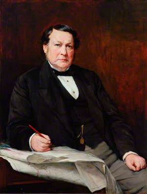 Thomas Elliott Harrison, Civil Engineer, North Eastern Railway