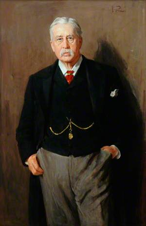 Sir Joseph Whitwell Pease, Chairman, North Eastern Railway