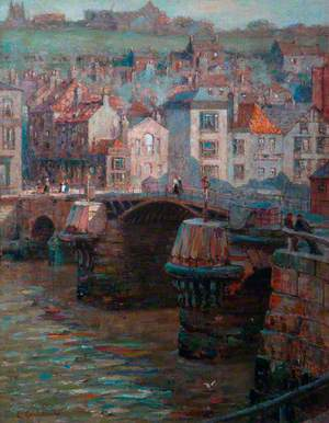 Whitby Old Bridge