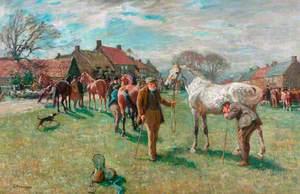 Egton Fair