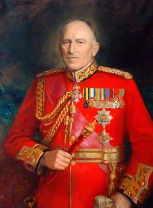 Field Marshal Sir Cyril J. Deverell (1874–1947), GCB, KBE, Chief of the Imperial Staff (1936–1937), Colonel of The Prince of Wales's Own (West Yorkshire) Regiment