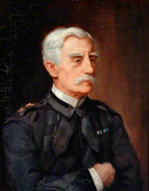Major General Sir Coleridge Grove, KCB, Colonel of the East Yorkshire Regiment (1901–1920)