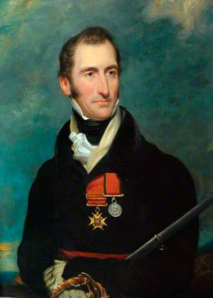 Colonel Francis Skelly Tidy, Commanding Officer of the 3rd Battalion, the 14th Regiment of Foot at Waterloo