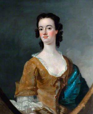 Portrait of an Unknown Lady of the Darnborough Family
