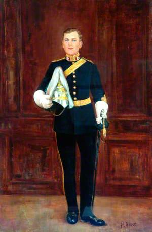 Major Michael Bell (1915–1944), Royal Dragoon Guards