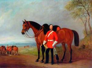 Troop Sergeant Major, the 7th (Princess Royal's) Dragoon Guards