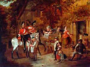 The 4th Royal Dragoon Guards