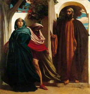 Jezebel and Ahab