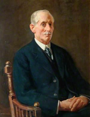 Christopher Colbourne Graham, JP, Mayor of Scarborough (1913–1919)