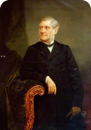 J. J. P. Moody, Town Clerk (1845–1878)