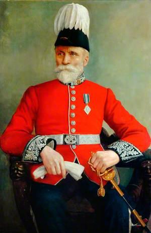 Robert Aspland Marillier, Mayor (1896–1897)