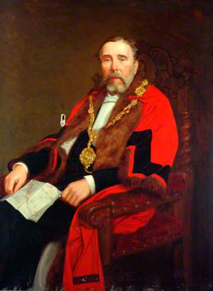 Robert Forster, Mayor (1869–1870 & 1884–1885)