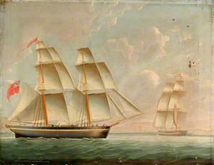Ship Portrait: 'Isabelle'