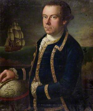 Portrait of the Captain of a Merchant Ship