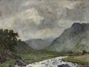River at Borrowdale
