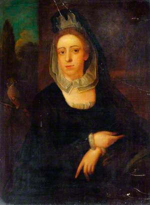Portrait of an Unknown Lady