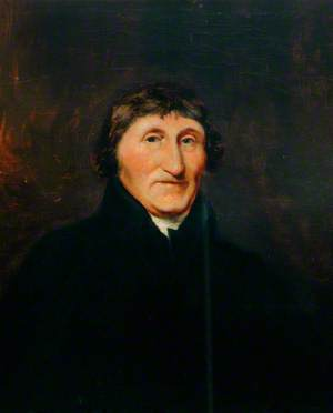 Reverend Thomas Watson (1743–1825), Founder of the Whitby Subscription Library and Pastor of the Old Presbyterian Chapel, Flowergate