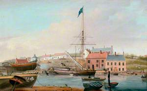 Ship Building in Unknown Harbour