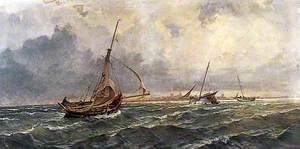 A Squall, Southampton Water
