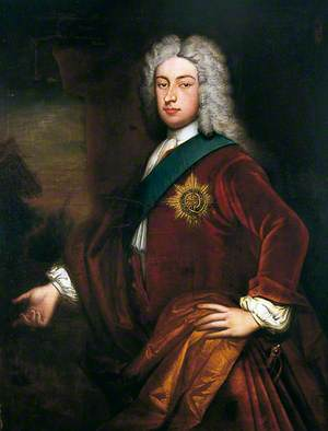 Richard Boyle (1695–1753), 3rd Earl of Burlington