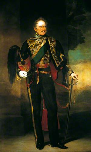 The Second Earl de Grey