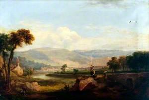 View across the Avon