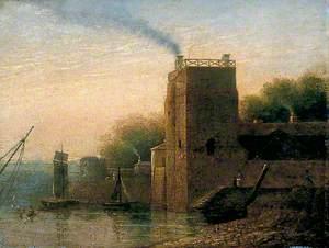 Lendal Water Tower, York, Evening