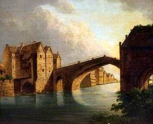 Old Ouse Bridge, York