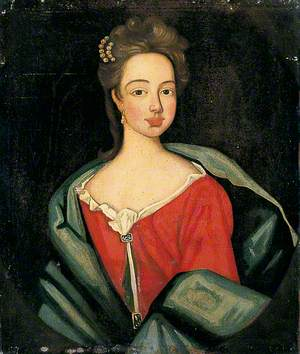 Isabel Lodge, née Lee