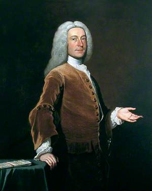 The Right Honourable Edward Thompson of Marston