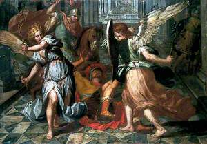 The Expulsion of Heliodorus
