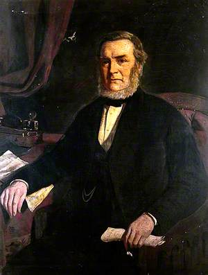 Alderman Robert Fawcett