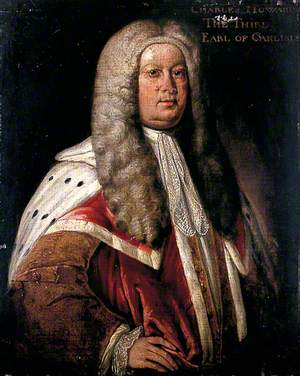 Charles, 3rd Earl of Carlisle (1669–1738) in Peer's Robes