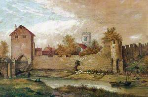 Layerthorpe Bridge and Postern, York