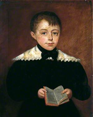 Joseph Agar (1832–1920), Lord Mayor of York, as a Boy