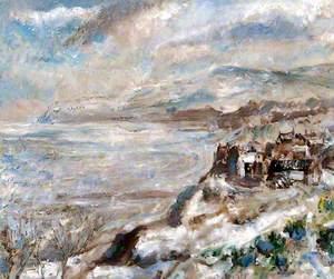 Robin Hood's Bay in Winter