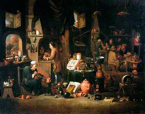 The Doctor's Shop