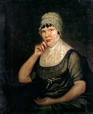 A Middle-Aged Lady of the Agar Family